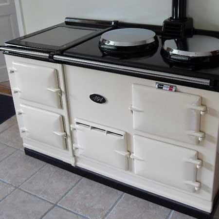 AGA 4 Oven