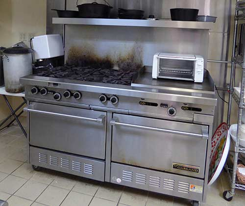 Commercial Oven Cleaning Cardiff