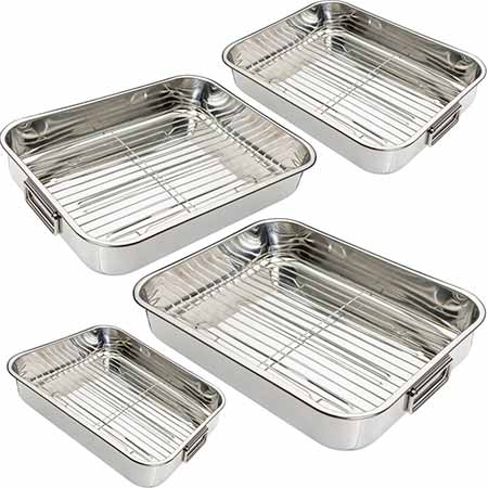 Trays And Grills