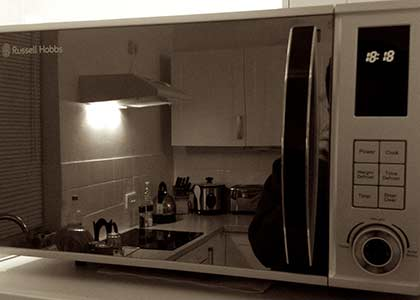 Microwave Cleaning Cardiff